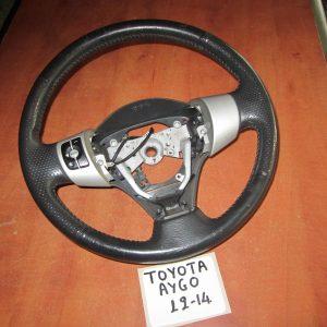 toyota aygo 2012 2014 volan timoniou 300x300 Toyota Aygo 2012 2014 βολάν τιμονιού