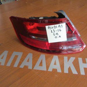Audi A3 sportbach 2013-2017 5θυρο φανάρι πίσω αριστερό