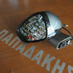 Citroen DS5 2013- καθρέπτης αριστερός ηλεκτρικός ανακλινόμενος 10 καλώδια φως ασφαλείας μολυβί
