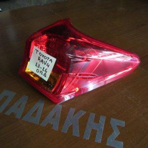 Toyota Rav-4 2013-2016  φανάρι πίσω δεξί