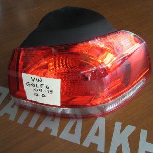 VW Golf 6 2008-2013 φανάρι πίσω δεξί