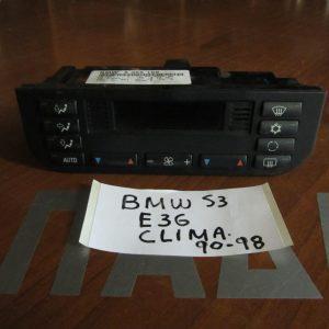 BMW E36 Series 3 1992-1998 χειριστήριο A/C-κλιματισμού