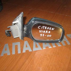Citroen Xsara 1997-2000 καθρέπτης δεξιός ηλεκτρικός πράσινος