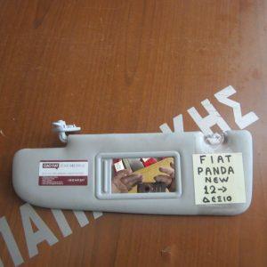 Fiat Panda NEW 2012- αλεξήλιο δεξί