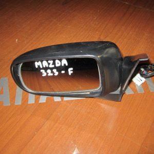 Mazda 323F 1995-1998 5θυρο καθρέπτης αριστερός ηλεκτρικός άβαφος