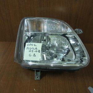 Opel Agila 2003-2008 φανάρι εμπρός δεξί