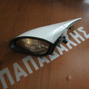 Opel Vectra B 1996-1999 καθρέπτης αριστερός ηλεκτρικός άσπρος