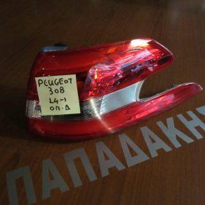 Peugeot 308 2013-2017 Station Wagon φανάρι πίσω δεξί