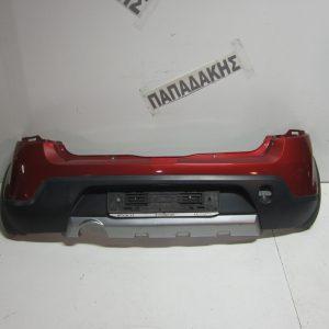 Dacia Santero Stepway 2007-2012 προφυλαχτηρας πισω κοκκινος