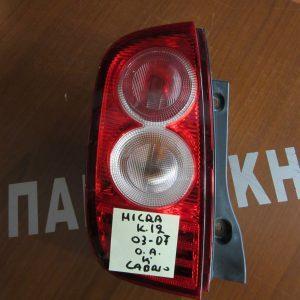 Φαναρι πισω αριστερο Nissan Micra K12 cabrio 2005-2007