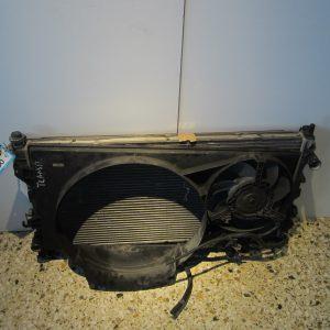 Ford Tranzit 2000-2006 Tourneo (ψυγειο νερου-ψυγειο A/C-βεντιλατερ)