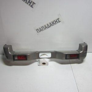 Hyundai Galloper 1999-2006 προφυλαχτηρας πισω γκρι