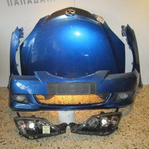 mazda 3 2004 2007 5thiro ble mouri metopikapo 2ftera 2fanaria profilachtiras 300x300 Mazda 3 2004 2007  5θυρο μπλε μετώπη μούρη εμπρός(καπω 2φτερα 2φαναρια προφυλαχτηρας)