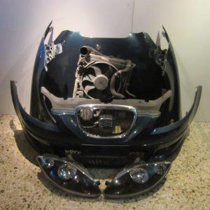 Μετωπη-μουρη εμπρος κομπλε Seat Toledo Mk3 2004-2009 μπλε(καπο-2 φτερα-ψυγεια κομπλε-προφυλακτηρας-2 φαναρια-μασκα)
