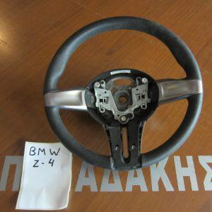 Βολαν τιμονιου BMW Z4(E85) 2003-2005 μαυρο