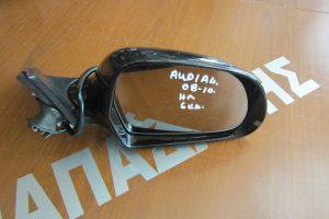 Audi A4 2008-2010 καθρεπτης δεξιος ηλεκτρικος μαυρος