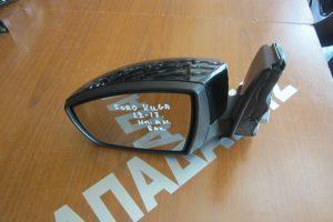 FORD KUGA 2012-2016 καθρεπτης ηλεκτρικος με ανακληση 8 ακιδες μαυρος