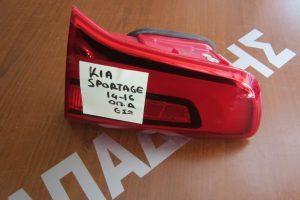 Kia Sportage 2014-2016 φαναρι πισω δεξιο εσωτερικο