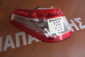 Peugeot 508 2011-2015 φαναρι πισω αριστερο station wagon