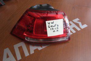 VW Golf 7 2013-2017 φαναρι πισω αριστερο