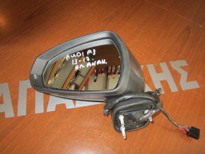 Audi A3 2013-2017 καθρέπτης αριστερός ηλεκτρικά ανακλινόμενος μολυβί