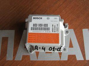 Audi A4 2001-2005 εγκέφαλος airbag κωδικός: 8E0 959 655