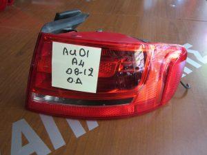 Audi A4 2008-2012 φανάρι πίσω δεξιό Sedan