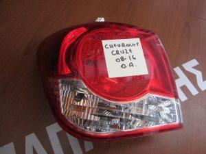 Chevrolet Cruze 2008-2016 φανάρι πίσω αριστερό