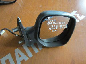 Citroen Berlingo,Peugeot Partner 1996-2008 καθρεπτης δεξιος ηλεκτρικος αβαφος