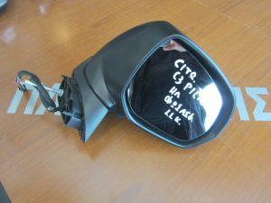 Citroen C3 Picasso 2009-2017 καθρέπτης δεξιός ηλεκτρικός χρώμιο