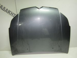 Citroen C5 2005-2008 καπό εμπρός γκρι