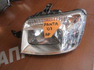Fiat Panda 2003-2009 φανάρι εμπρός αριστερό κίτρινο φις