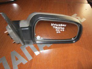 Hyundai Tucson 2004-2010 καθρεπτης δεξιος ηλεκτρικος ασημι