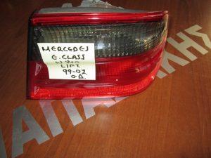 Mercedes E Class w210 1999-2002 φανάρι πίσω δεξιό Lift