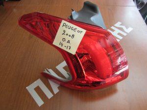 Peugeot 2008 2014-2017 φανάρι πίσω αριστερό