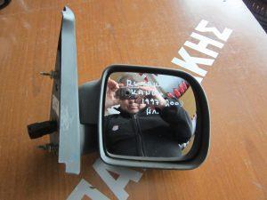 Renault Kangoo 1998-2003 καθρεπτης δεξιος ηλεκτρικος αβαφος