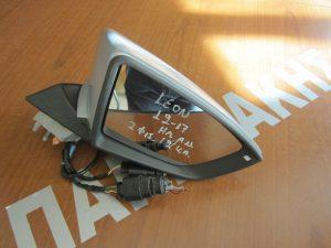 Seat Leon 2012-2017 καθρέπτης δεξιός ηλεκτρικά ανακλινόμενος ασημί