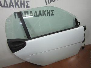 Smart 1000 451 2007-2014 πόρτα δεξιά άσπρη