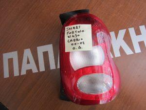Smart ForTwo w450 Cabrio 2000-2007 φανάρι πίσω δεξιο