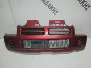 Suzuki Wagon R 1993-1999 προφυλακτήρας εμπρός μπορντό