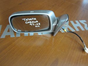 Toyota Corolla 1997-2002 καθρέπτης αριστερός ηλεκτρικός ασημί