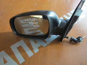 VW Lupo 1998-2005 καθρεπτης αριστερος μηχανικος αβαφος