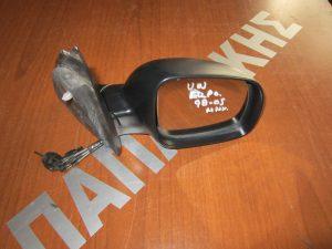 VW Lupo1998-2005 καθρεπτης δεξιος μηχανικος αβαφος