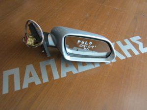 VW Polo 2005-2009 καθρεπτης δεξιος ηλεκτρικος ασημι