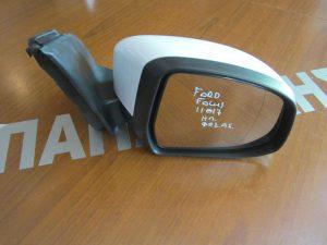 Ford Focus 2011-2017 καθρέπτης δεξιός ηλεκτρικός φως ασφαλείας άσπρος