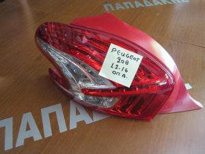 peugeot 208 2012 2016 fanari piso aristero.. 300x225 Peugeot 208 2012 2016 φανάρι πίσω αριστερό
