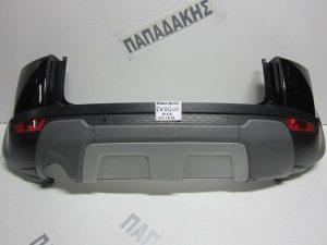 Range Rover Evoque 2011-2017 προφυλακτήρας πίσω μαύρος με αισθητήρες