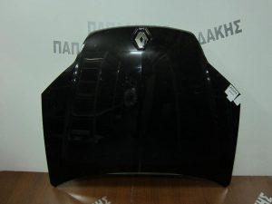 Renault Laguna 2007-2015 καπό εμπρός μαύρο