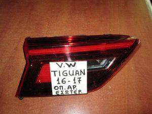 VW Tiguan 2016-2017 φανάρι πίσω αριστερό εσωτερικό