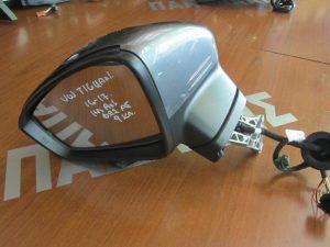 VW Tiguan 2016-2017 καθρέπτης αριστερός ηλεκτρικά ανακλινόμενος φως ασφαλείας μολυβί